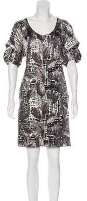 Hanii Y Knee-Length Silk Dress