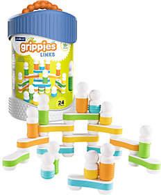 Guidecraft Grippies Links 24-Piece Set