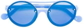 Moncler Eyewear round sunglasses