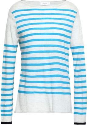 Majestic Filatures Striped Cashmere Sweater