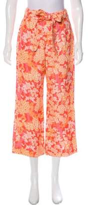 Cult Gaia Wide-Leg Cropped Pants w/ Tags