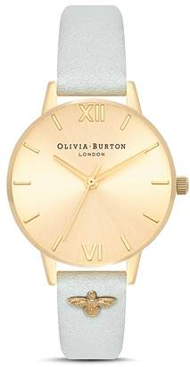 Olivia Burton Embellished Strap Watch, 30mm