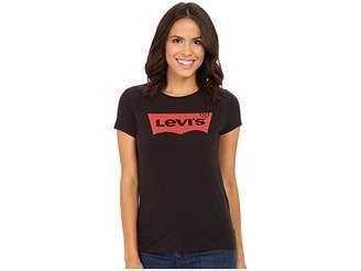 Levi's Womens Slim Crew Neck Tee