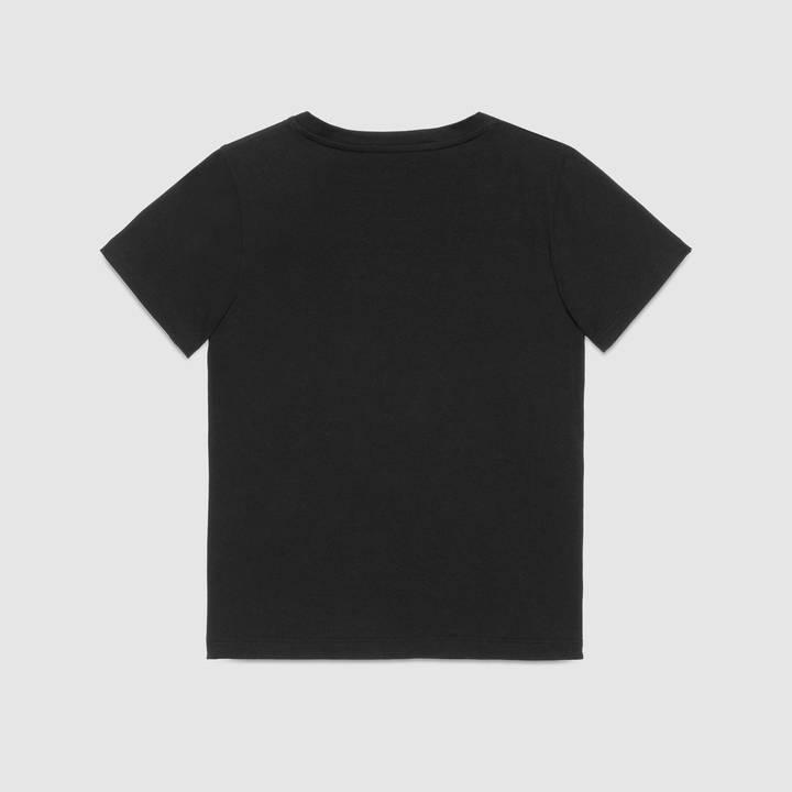 "Children's cotton t-shirt with ""Modern Future"" print 10"