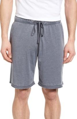 Men's Daniel Buchler Burnout Lounge Shorts $68 thestylecure.com