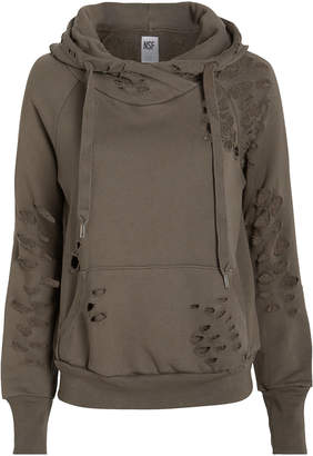 NSF Lisse Distressed French Terry Hoodie