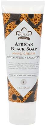 Nubian Heritage AFRICAN BLACK SOAP ハンドクリーム