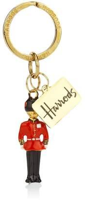 Harrods Guardsman Key Ring