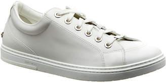 Jimmy Choo Leather Sneaker