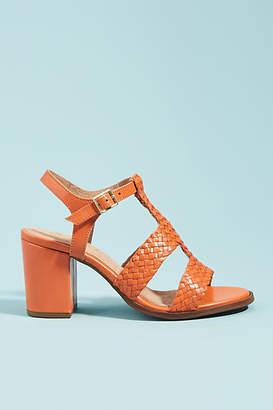 Seychelles lien.do by Liendo by Tacuba Woven Heeled Sandals