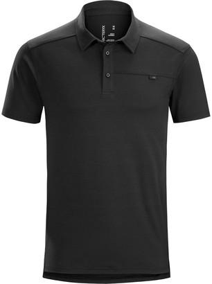 Arc'teryx Captive Short-Sleeve Polo Shirt - Men's