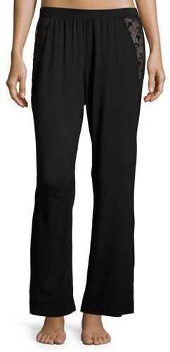 CosabellaCosabella Ritz Jersey Lounge Pants, Black