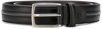 Canali classic buckle belt