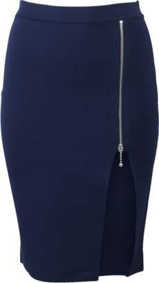 Alexander Wang Zip Detail Pencil Skirt