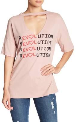 Knit Riot Revolution Short Sleeve Tee