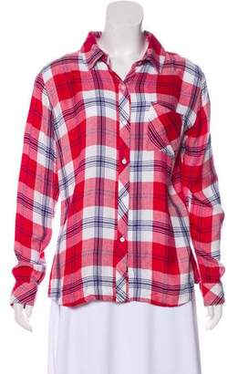 Rails Plaid Flannel Top