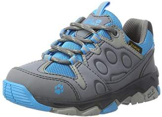 Jack Wolfskin Mtn Attack 2 Texapore Low K, Youth Low Rise Hiking Shoes,11 Child UK (29 EU)
