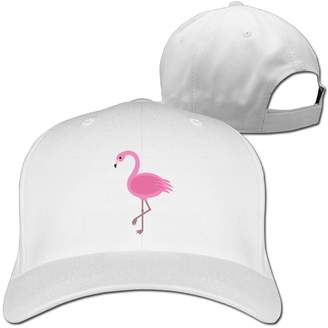 Flamingos Yesher Cool Pink Baseball Cap - Adjustable Hat