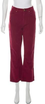 The Great High-Rise Straight-Leg Corduroy Pants w/ Tags High-Rise Straight-Leg Corduroy Pants w/ Tags