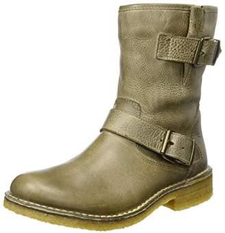 Cashott Womens A14065 Biker Boots Ca Shott oCzUYEs