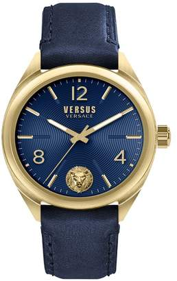 Versus Men's Lexington Blue Watch, 44mm