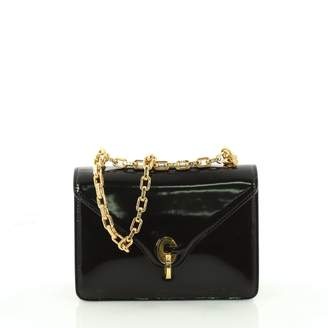 Christian Dior Patent leather clutch bag