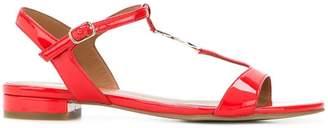 Emporio Armani T-bar sandals