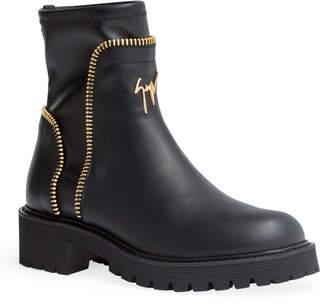 Giuseppe Zanotti Carly 25 combat boots