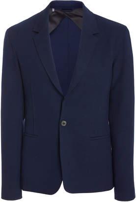Lanvin Decon Two-Button Jersey Blazer