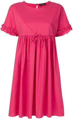 Twin-Set shortsleeved flared dress