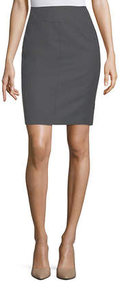 WORTHINGTON Worthington Suiting Pencil Skirt