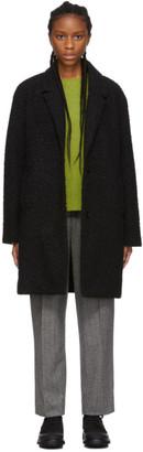YMC Black Heroes Coat