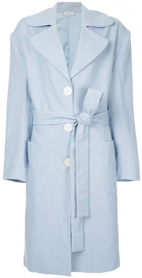 Natasha Zinko classic trench coat