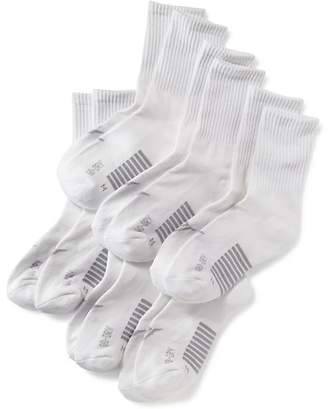 Old Navy Go-Dry Crew Socks 6-Pack for Boys