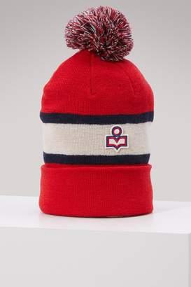 Isabel Marant Wool Halden hat