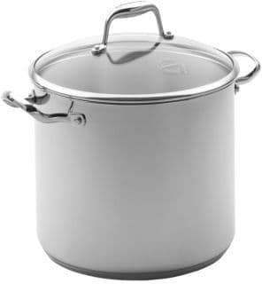 Lagostina 24cm Stock Pot with cover 7.5 L