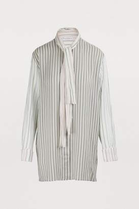 J.W.Anderson Striped shirt