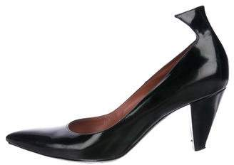 Sonia Rykiel Patent Leather Pointed-Toe Pumps