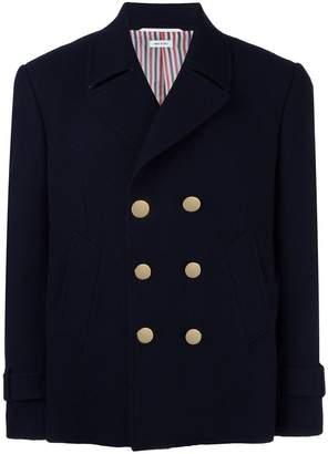 Thom Browne classic peacoat blazer