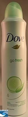 Dove body spray Anti-Perspirant/Anit-Transpirant (24X250ml/8.5oz