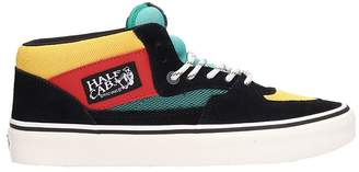 Vans Half Cap Leahter Multi-color Sneakers