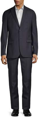 John Varvatos Men's Slim-Fit Wool Suit