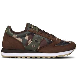 Saucony Jazz O' Camo Brown/camouflage Green