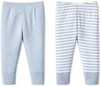 Lamaze Organic Cotton Pants, 2pk (Baby Boys)