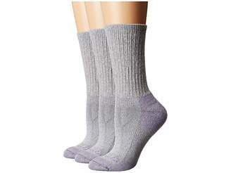 Carhartt Cotton Crew Work Socks 3-Pair Pack