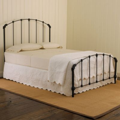 Collier Bed And Headboard