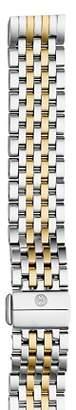 Michele Deco II Two-Tone Watch Bracelet, 16mm - 100% Exclusive