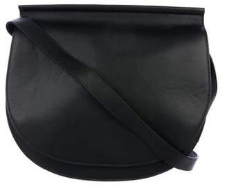 Givenchy 2017 Infinity Leather Saddle Bag