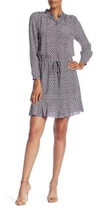 Rebecca Taylor Static Dressy Blouse
