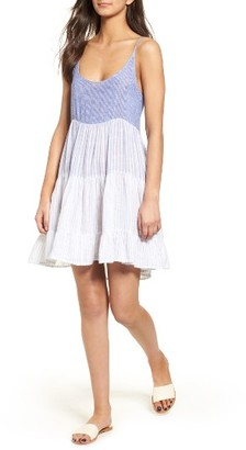 Women's Rails Amber Tiered Dress $158 thestylecure.com